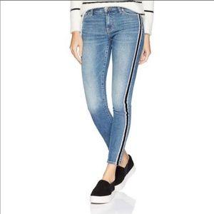 Lucky brand Ava skinny varsity jeans
